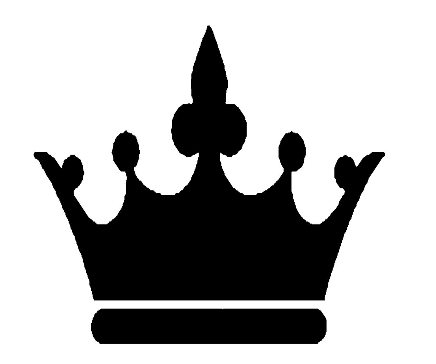 crowns silhouette at getdrawings com free for personal use crowns rh getdrawings com free crown clip art images free crown clip art images
