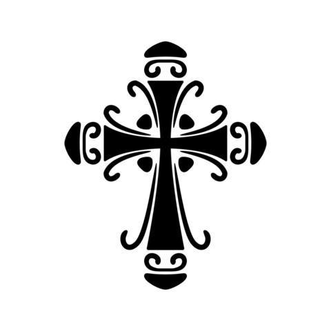 480x480 29 Best Crosses Images On Crosses, Crucifix Tattoo
