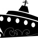 150x150 Cruise Clipart Silhouette Pencil And In Color Cruise Clipart