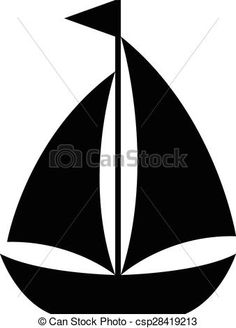 236x328 Image Result For Simple Boat Silhouette Pillies