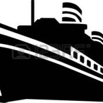 150x150 Boat Silhouette Free Images At Clker Vector Clip Art Intended