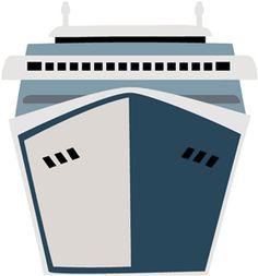 236x253 World Traveler Ship 12 X 12 Overlay Laser Die Cut Silhouette