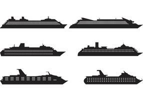 286x200 Cruise Liner Free Vector Art