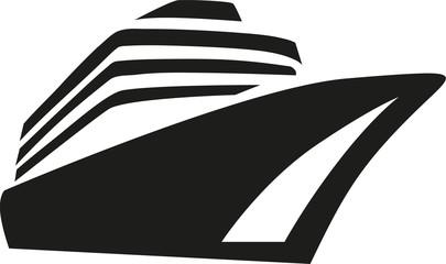 405x240 Cruise Ship Vector Black And White Mydrlynx