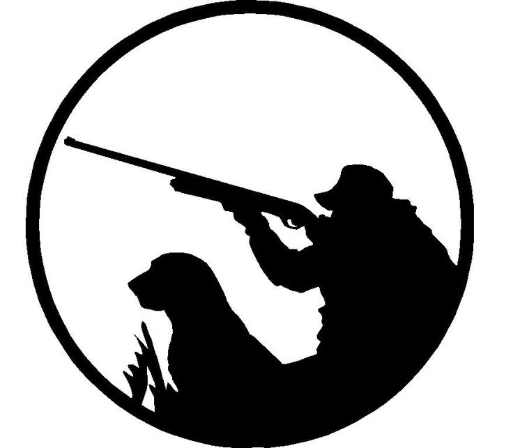 736x643 List Of Synonyms And Antonyms Of The Word Hunter Silhouette