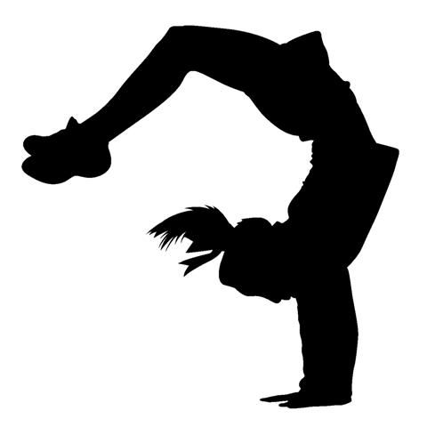 480x480 Image Result For Cheerleader Silhouette Clip Art Glass Cube