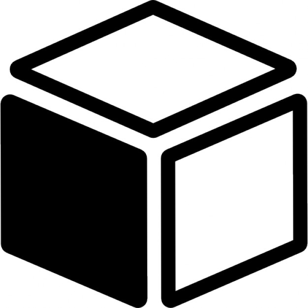 626x626 Package Cube Box For Delivery Icons Free Download