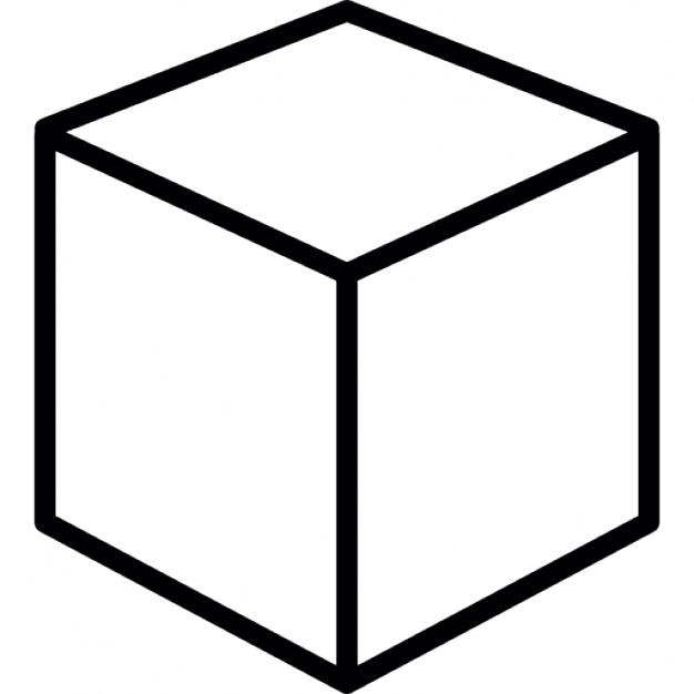626x626 Single Cube Icons Free Download