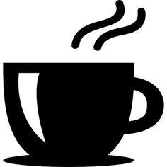 236x236 Coffee Mug Silhouettes