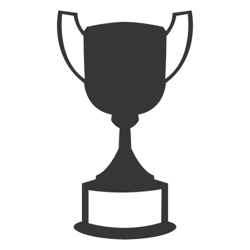 512x512 Trophy Cup Silhouette 2