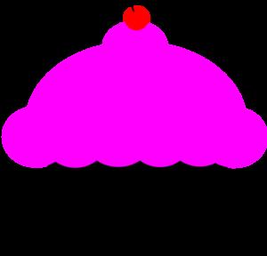 300x288 Birthday Cupcake Silhouette