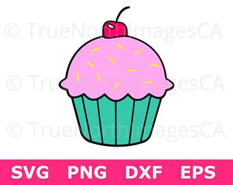 340x270 Cupcake Png Etsy