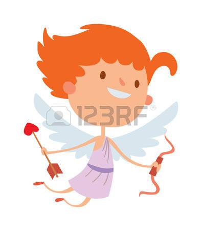 395x450 Cupid Clipart Romance