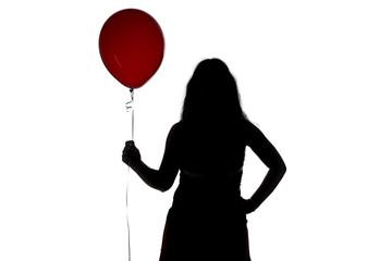 360x240 Photo Of Silhouette Curvy Woman