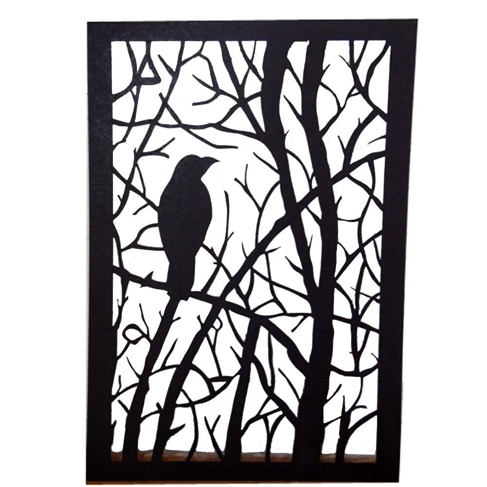 1000x1000 87 Views Painting Silhouette Frames, Cut Paper