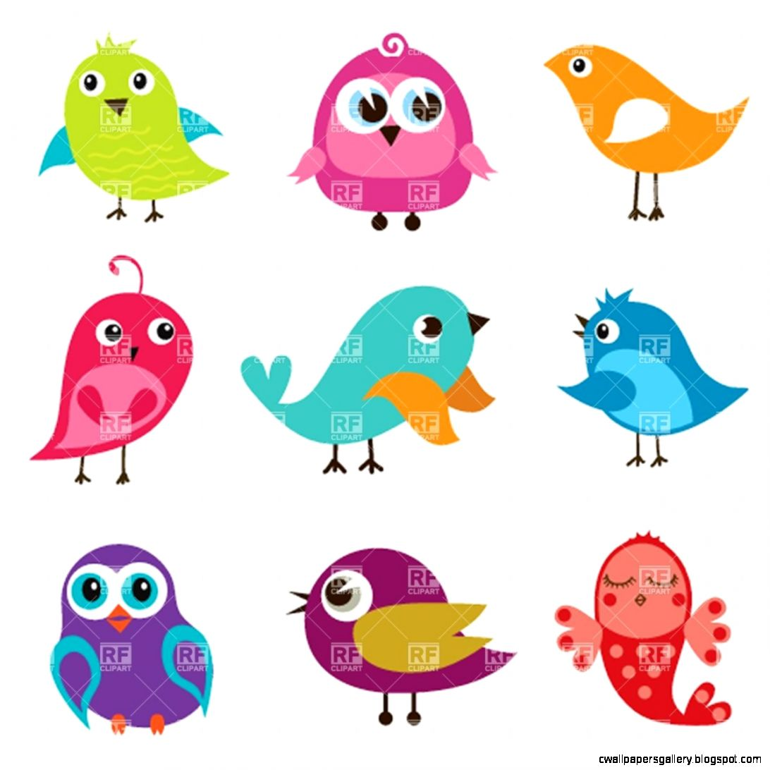 1092x1092 Cute Bird Silhouette Clip Art Wallpapers Gallery