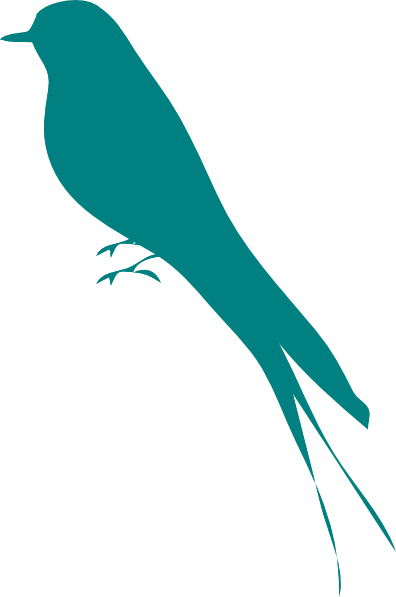 396x597 Bird Silhouette Clip Art