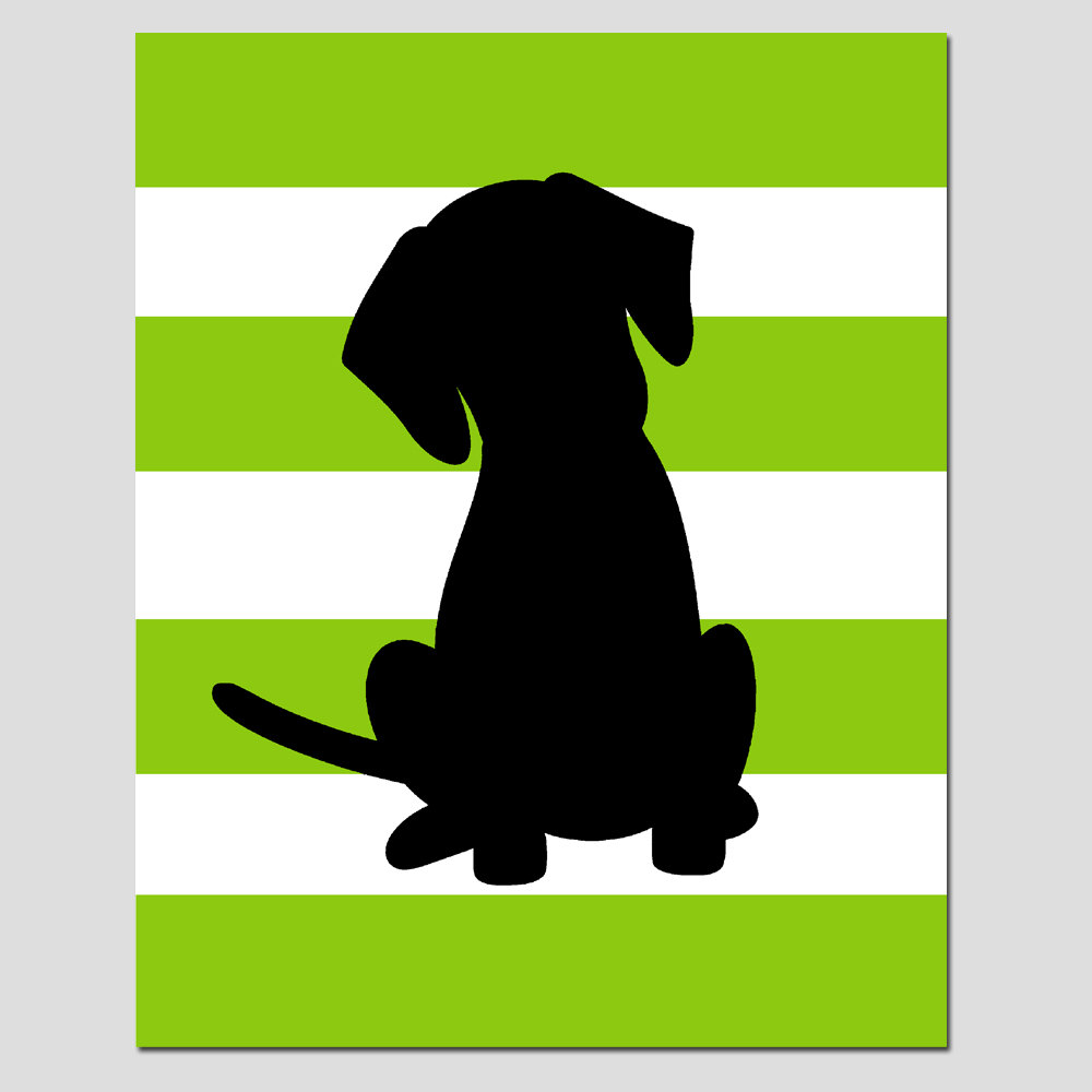 1000x1000 Dog Silhouette Pictures Group