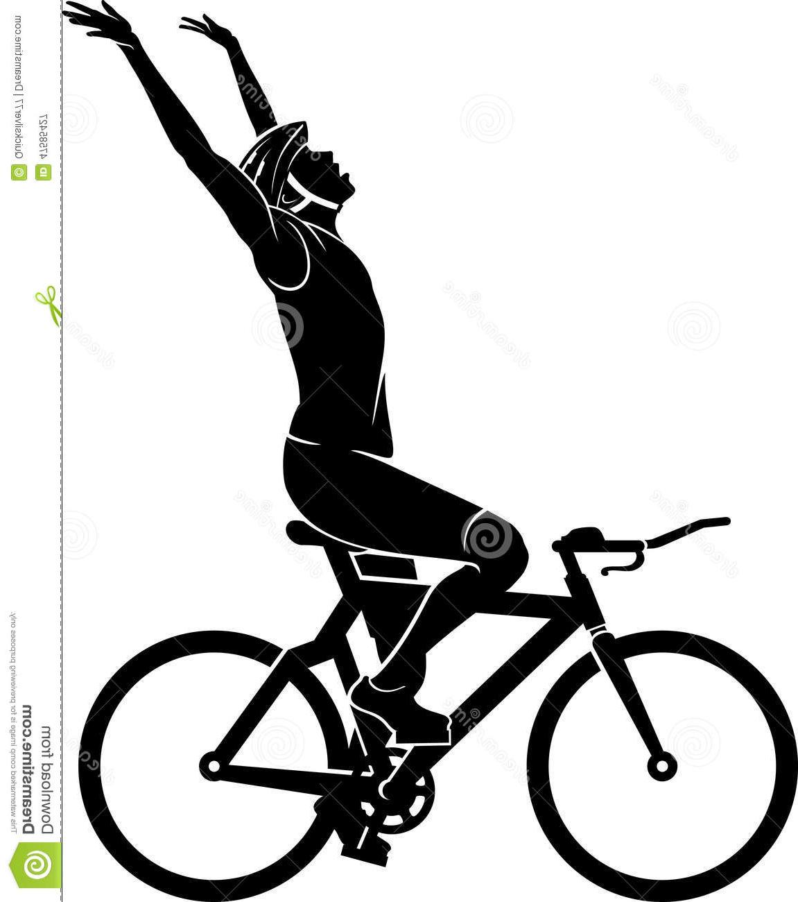 1151x1300 Best Winning Male Cyclist Silhouette Bicycle Rider Form Drawing