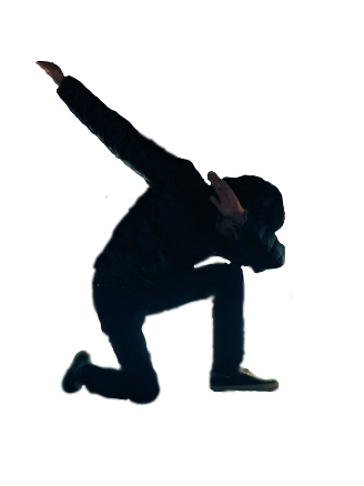 Dab Silhouette At Getdrawings Com Free For Personal Use