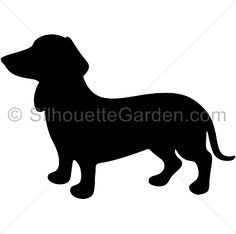 236x234 Dachshund Silhouette Clip Art. Download Free Versions Of The Image