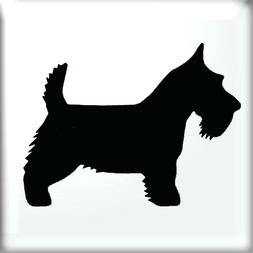 photo about Printable Dog Stencils titled Dachshund Silhouette Printable at  Free of charge for