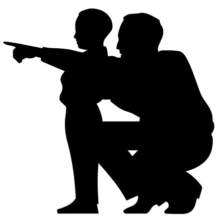 443x442 Cool Father And Son Clipart Father And Son Clip Art Hot Girls