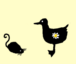 300x250 Mouse And Daisy Duck