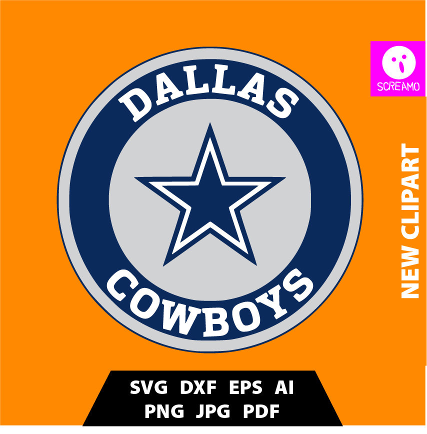 dallas cowboys silhouette at getdrawings com free for personal use rh getdrawings com dallas cowboys vector art logo dallas cowboys free vector