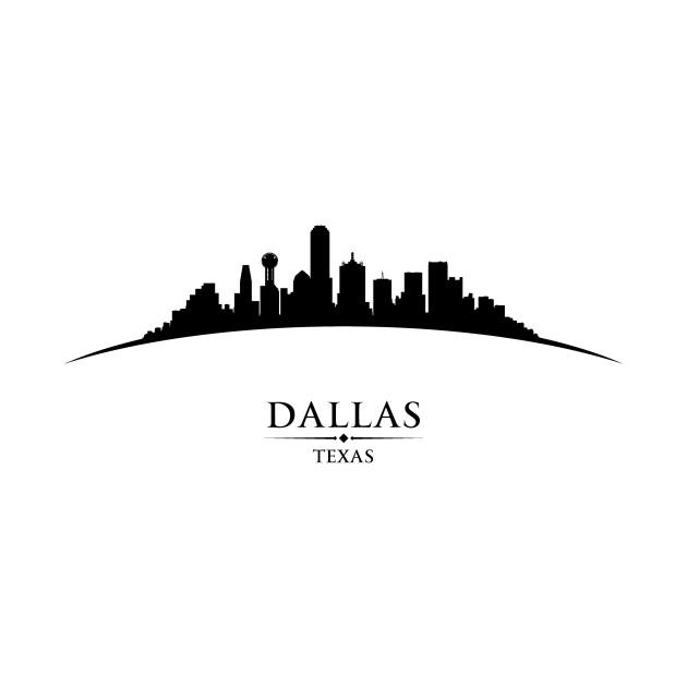630x630 Dallas Texas Cityscape