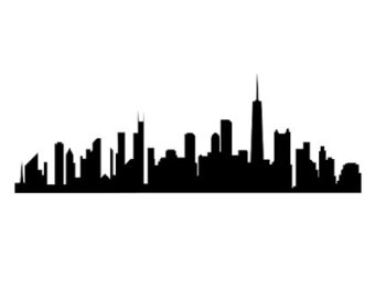 340x270 Pin Drawn Skyline Dallas Tx 8. Compact San Francisco Wall Art