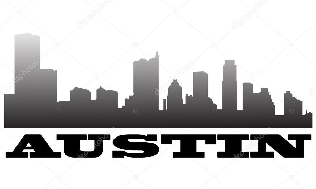 1023x614 Skyline Clipart Austin Tx'13512