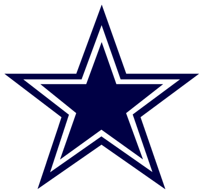 407x388 Dallas Cowboys Logos, Free Logos