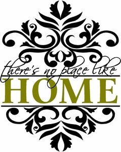 239x300 A Damask Style Quote! Contemporary Look With Two Colors There