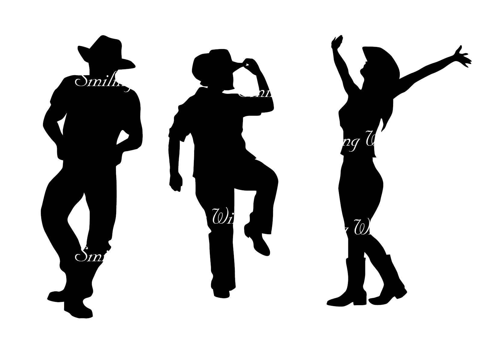 1588x1123 Line Dancer Svg Silhouette Drill Dancer Vector Graphic File Line