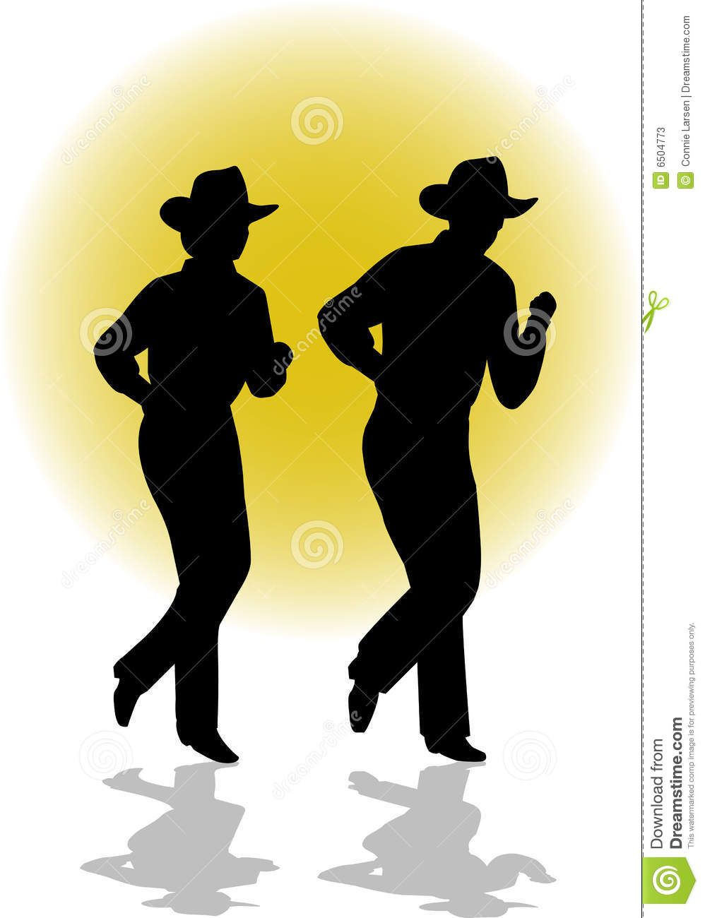 998x1300 Line Dance Silhouette Country Line Dancing Country Western