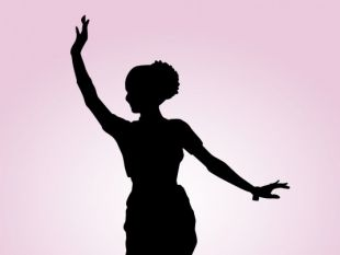 310x233 Dance Pose Silhouettes Free Vectors Ui Download