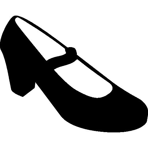 512x512 Dance, Shoes, Flamenco Icons, Tool, Female, Flamenco, Tools