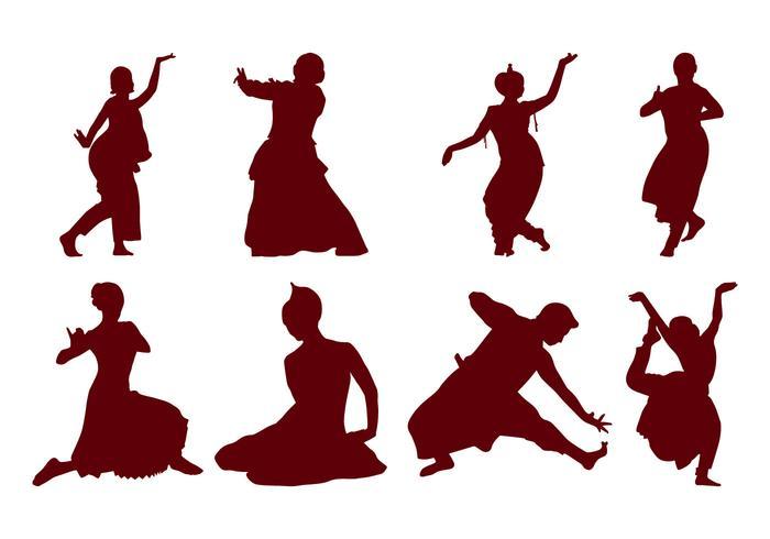 700x490 Indian Dance Free Vector Art