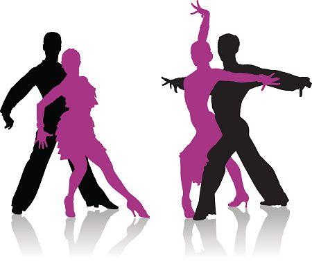 450x381 Ballroom Dancing Clip Art, Vector Images Amp Illustrations
