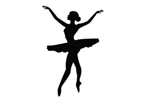 480x336 Free Dancing Silhouette Vector Clipart Silhouettes Vector
