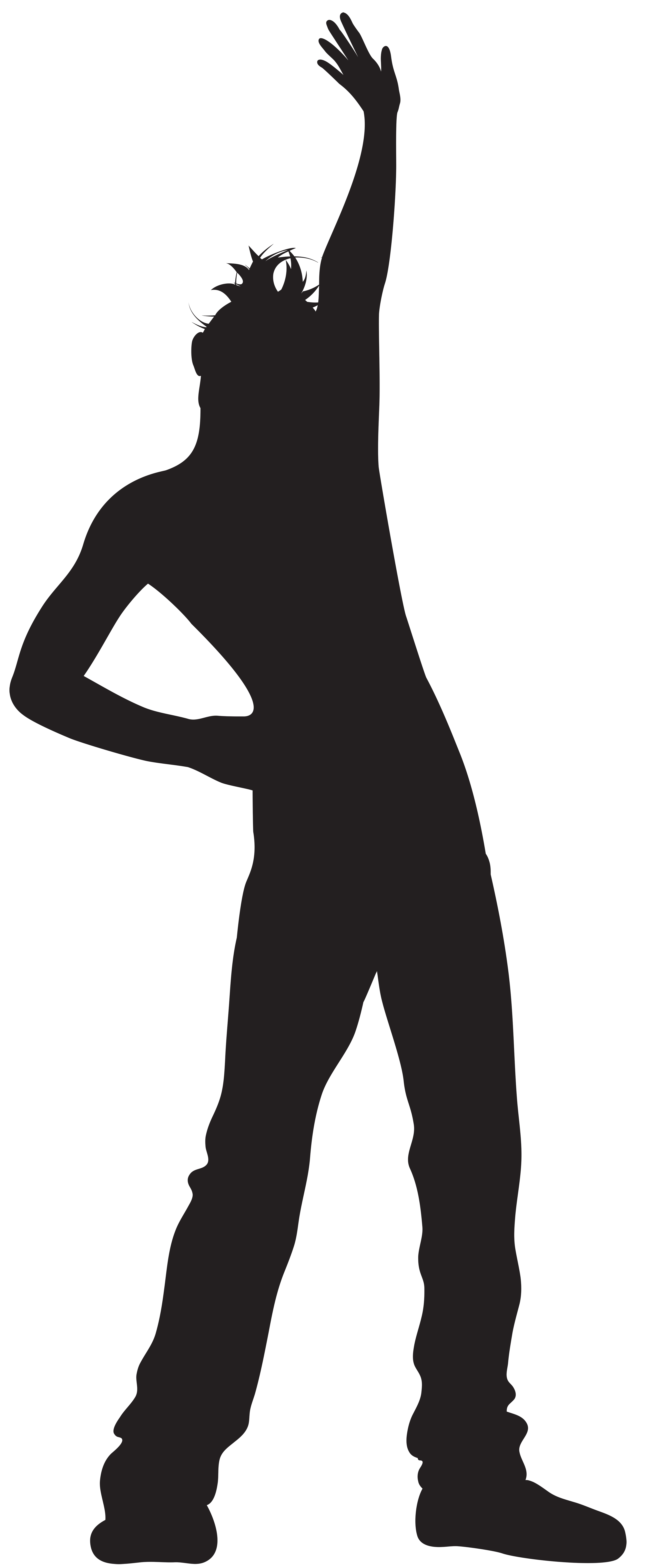 3314x8000 Dancing Man Silhouette Png Transparent Clip Art Imageu200b Gallery