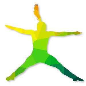 300x300 6923 Belly Dancer Silhouette Clip Art Public Domain Vectors