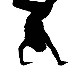 340x270 Dance Stencil Etsy