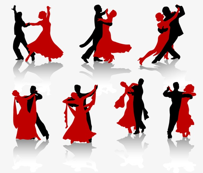 650x556 Dancing Silhouette Png Images Vectors And Psd Files Free
