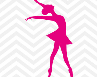 340x270 Silhouette Dancer Etsy