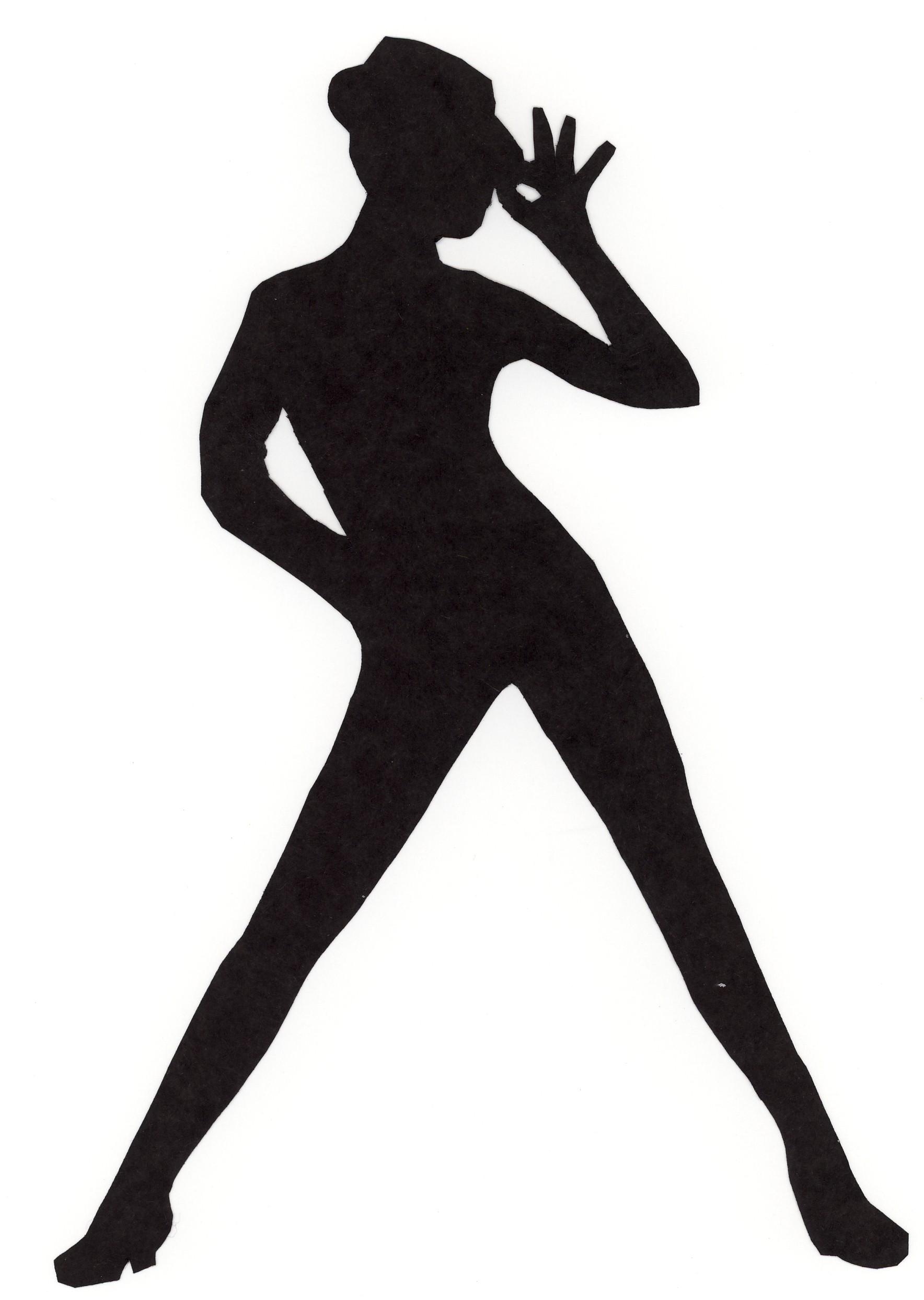 1768x2487 Contemporary Dancer Silhouette Clipart Panda
