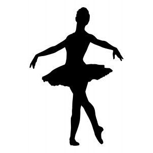 Dancer Clipart Silhouette