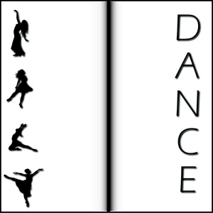 300x300 Free Dancing Clipart Image 0515 1003 2503 3748 Book Clipart