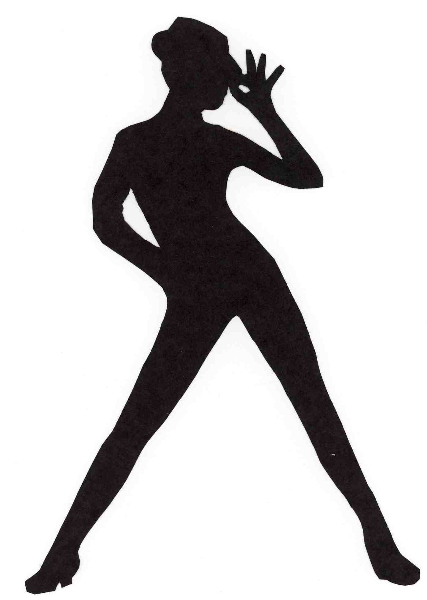 1397x1965 Shoes Silhouette Of Dance Clip Art Library Clip Dancing Shoes